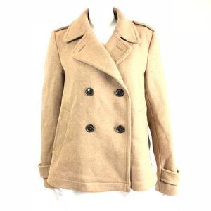 GAP Lanificio Nello Gori Italian Wool Pea Coat